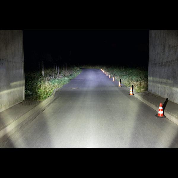 Iluminação com Lumotec IQ2 Luxos U