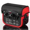 Bolsa de guidão CLS 55 MX, vermelha-0