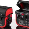 Bolsa de guidão CLS 55 MX, vermelha-641