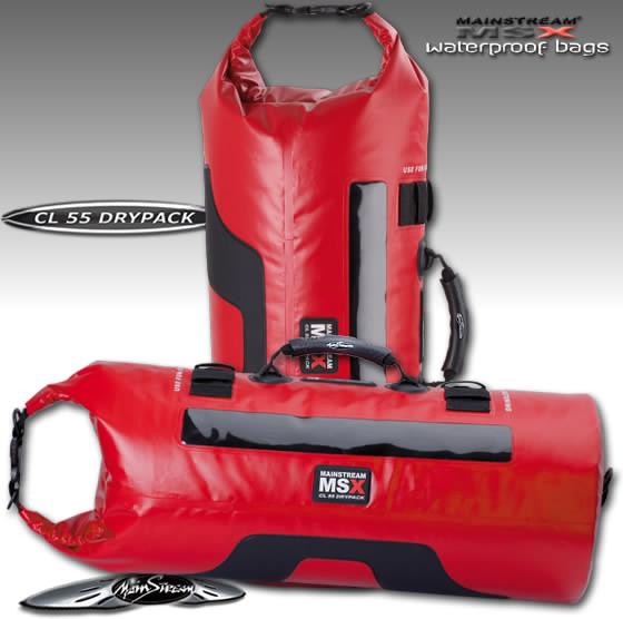 Packsack CL 55 Drypack IR