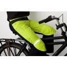 Proteção impermeável p/ pernas (tam. P) amarela-0