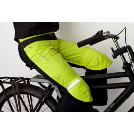 Proteção impermeável p/ pernas (tam. M) amarela-0