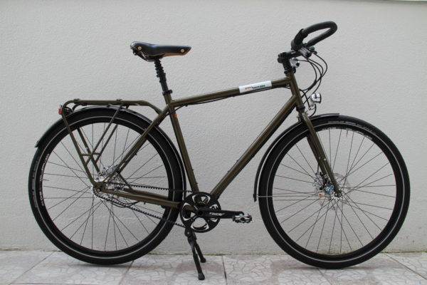 Bicicleta Tout Terrain Amber Road-569