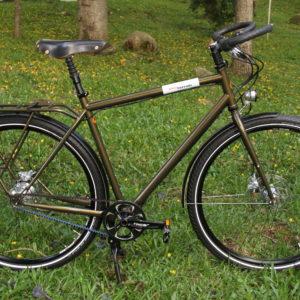 Bicicleta Tout Terrain Amber Road-0