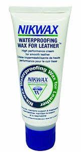 Cera impermeabilizante para couro Nikwax-0
